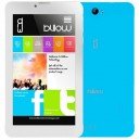 "Billow Tablet 7"" X704LB Quad Core 4G DualSIM 8GB"