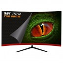 "Keep Out XGM27C+ 27"" LED FullHD FreeSync 165Hz Curvo en TXETXUSOFT"