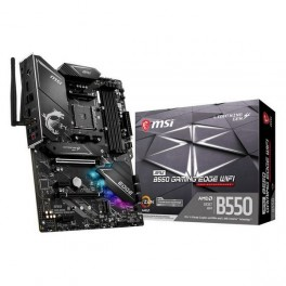 MSI MPG B550 GAMING EDGE WIFI en TXETXUSOFT