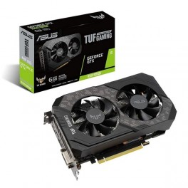 Asus TUF Gaming GeForce GTX 1660 SUPER 6GB GDDR6 en TXETXUSOFT