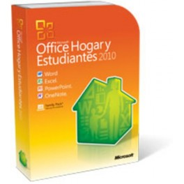 OFFICE 2010 HOME STUDENT 1PC