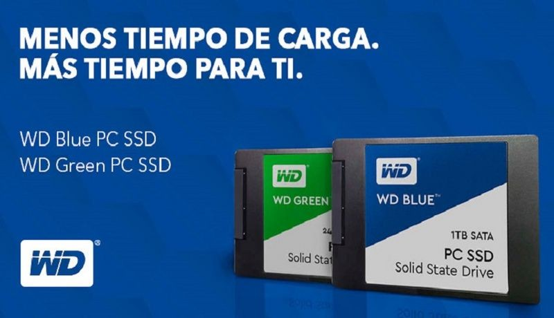 Discos Solidos Western Digital